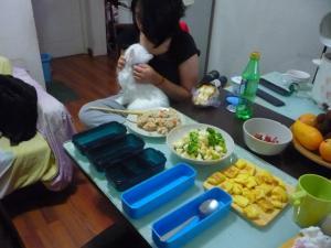 Lara Novales Bento Making